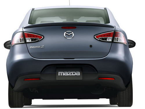 Mazda2 Sedan vs. Honda City