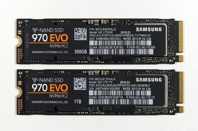 Best m2 nvme SSD