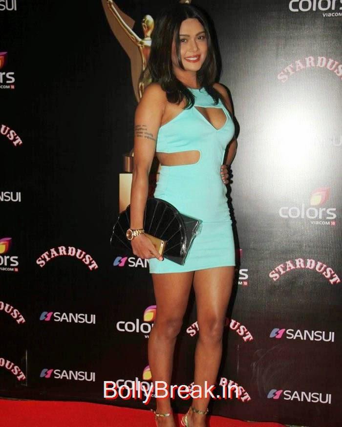 Sansui Colors Stardust Awards, Jacquline Fernandez, Sophie Choudary Hot Pics At Sansui Colors Stardust Awards 2014