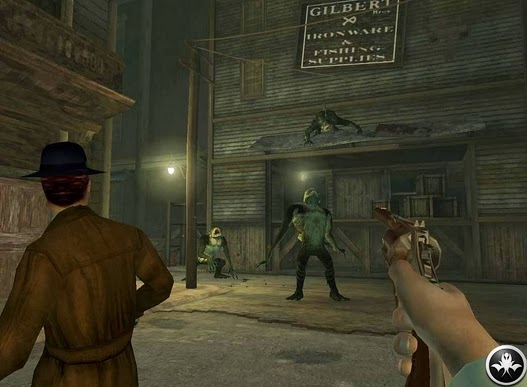 Gameplay Call of Cthulhu Dark Corners of the Earth