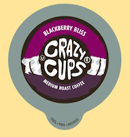 blackberry bliss crazy cups coffee