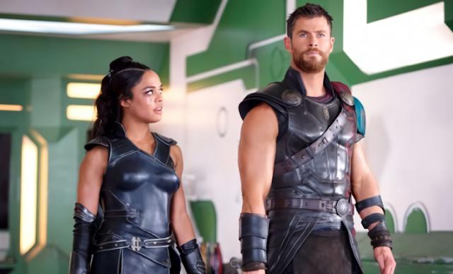 Thor y Hulk se enfrentan en primer tráiler de 'Ragnarok'