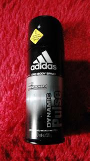 Adidas Deo Spray