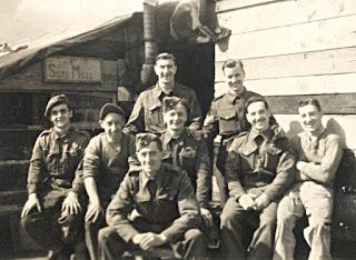 """59th Regiment 164 Battery """"B"""" Sergeants Mess"""