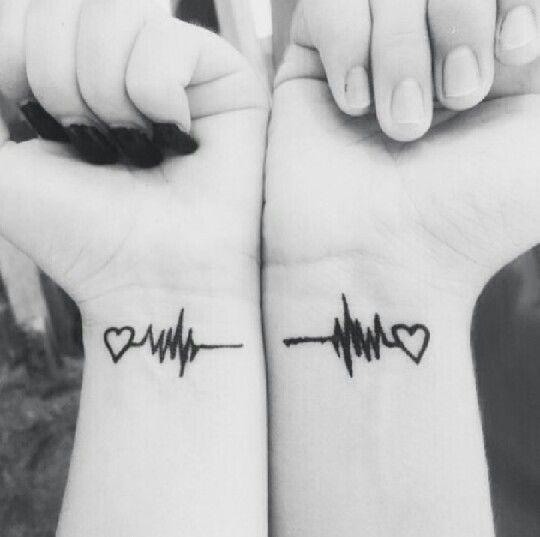 16 Increíbles Tatuajes De Pareja Que Demuestran Que El Amor Si Existe