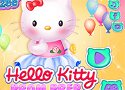 Hello Kitty Prom Prep juego