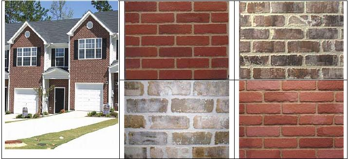Brick Vector Picture Brick Siding Panels