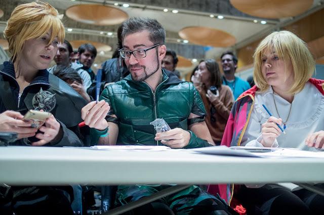 Salon del comic de Zaragoza 2017 - Concurso Cosplay