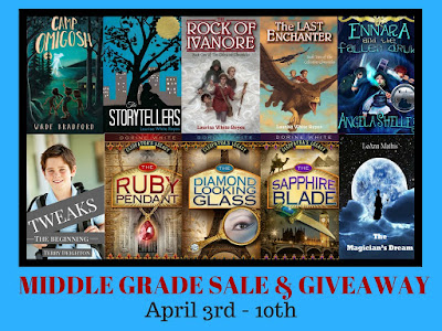 Middle Grade Giveaway!