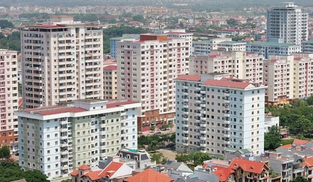 Năm 2018 Hà Nội xây dựng thêm 11 triệu m2 dự án nhà ở cho người dân thủ đô
