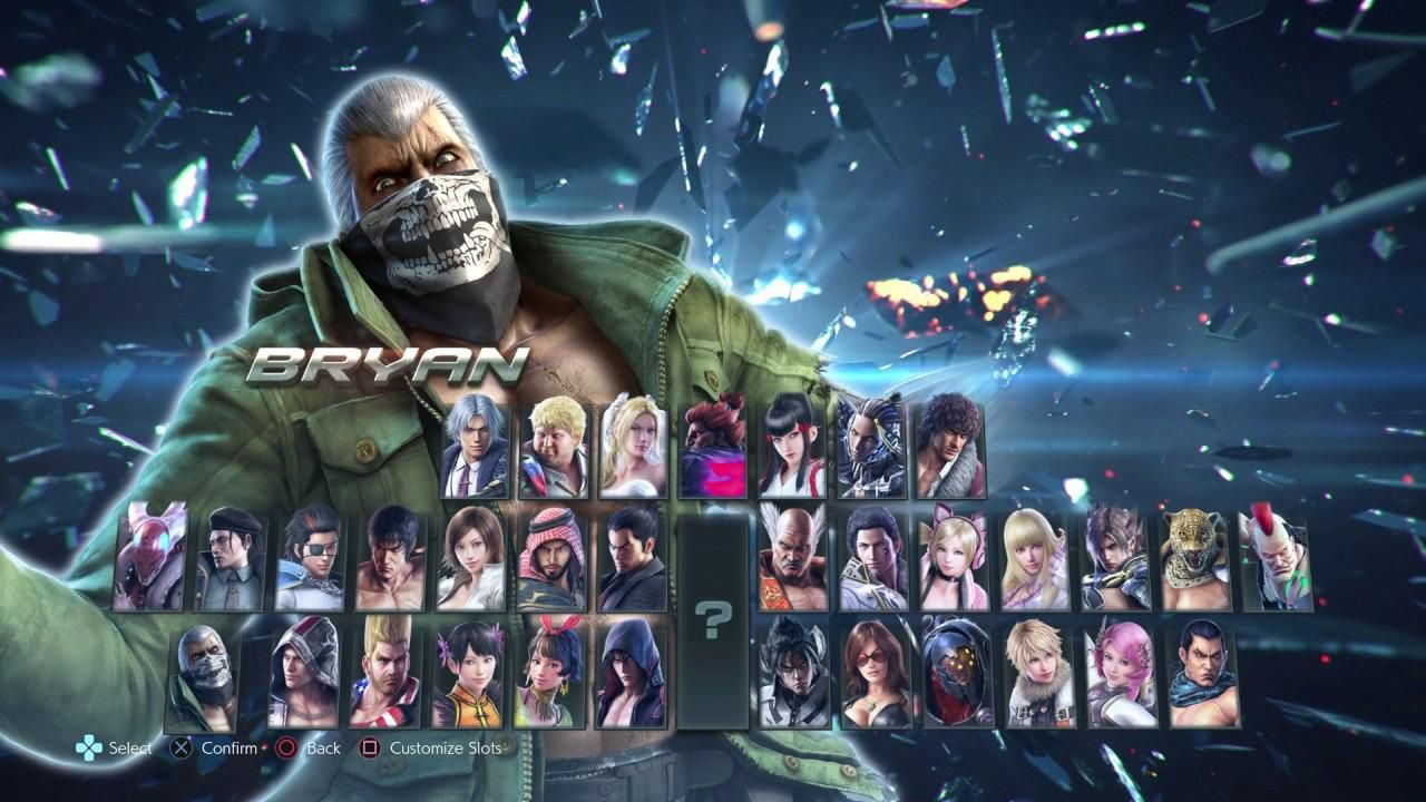 Tekken 7 Trejner Trainer 3 Updated 2018