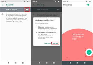 إليك هذه الطريقة الجديدة لحظر المواقع في هاتفك الأندرويد