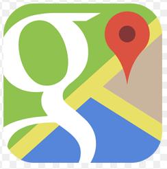 Arahan google maps buat berkuliner angkuh