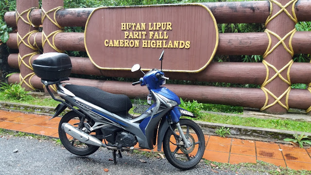 Hutan Lipur Parit Fall