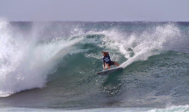 6 Billabong Pipe Masters Matt Wilkinson AUS Foto ASP