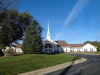 Crossroads Christian Reformed Church, West Des Moines, Iowa