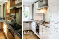 küche renovieren aus alt mach neu