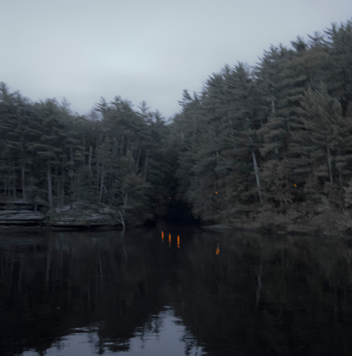 Cold Water Canyon, The Dells Ghost Boat