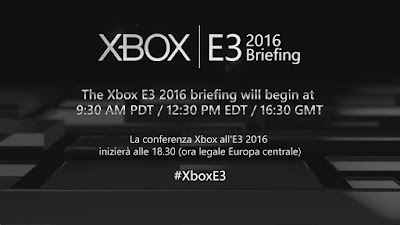 E3 2016 - Microsoft Press Conference - We Know Gamers