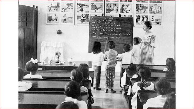 Sejarah Sekolah di Hindia Belanda