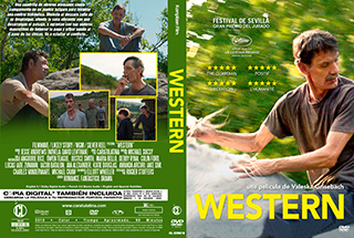 Western - Cover DVD