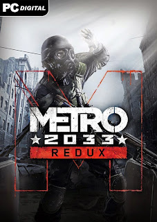 Free Game Download Metro 2033 REDUX