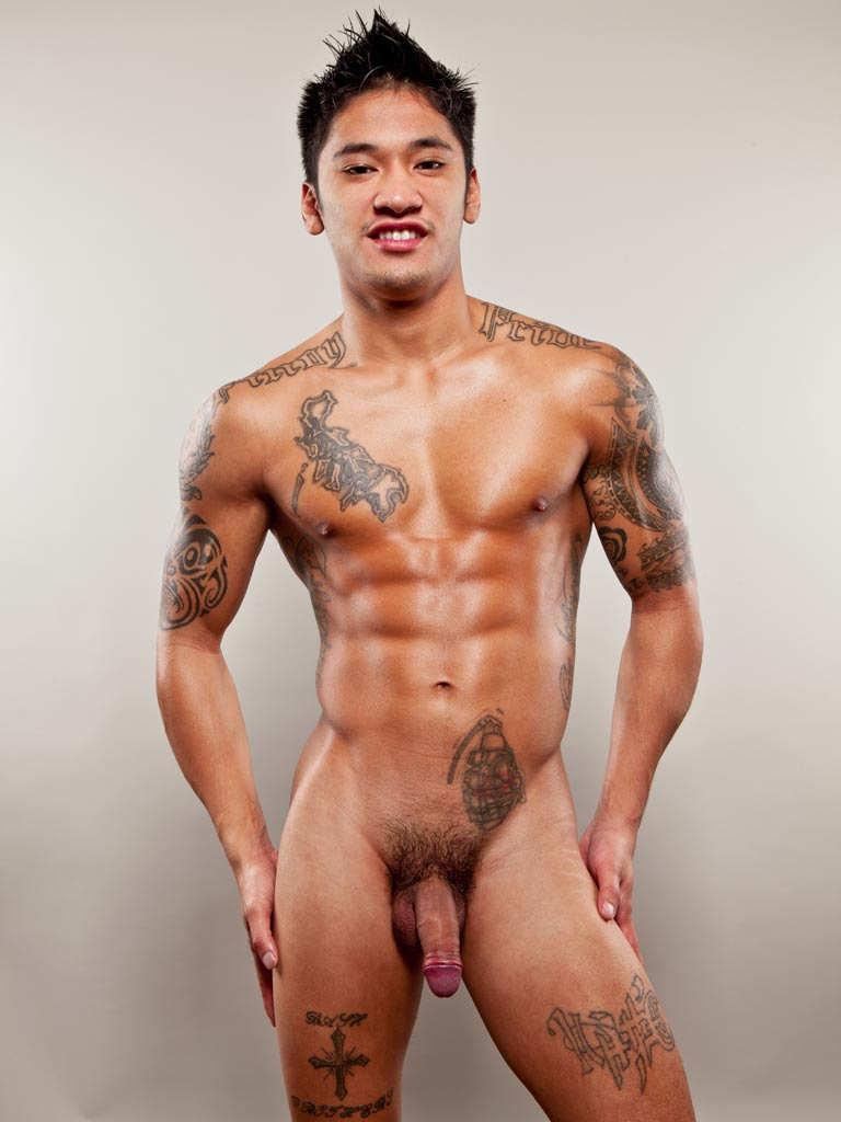 Filipino Porn Star Christian Thorn Nude