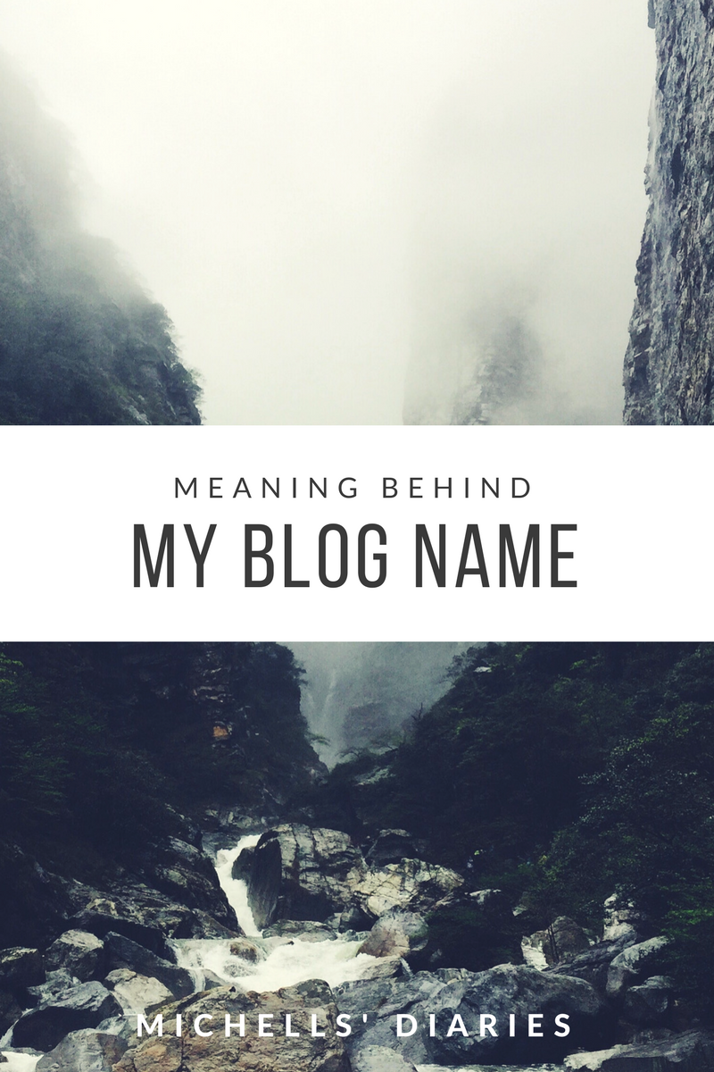 Meaning Behind The Blog Name