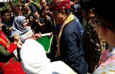 Wakapolri Kunjungi SMA Kebangsaan Lampung Selatan