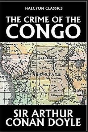 Doyle, Crime of Congo Kitabının Kapağı
