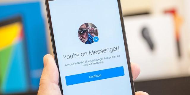 Facebook Messenger yakni salah satu aplikasi  Cara Login Lebih Dari 1 Akun Facebook Messenger di Smartphone Android