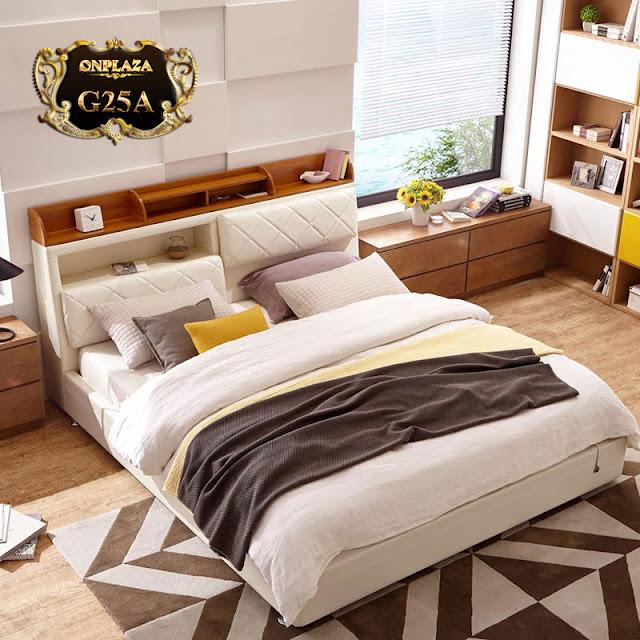 Giường ngủ hiện đại G25