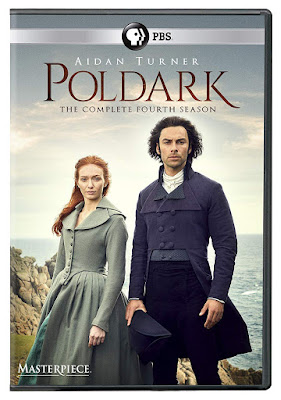 Poldark Season 4 Dvd