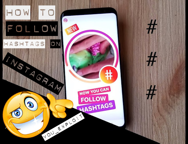 How to Follow Instagram Hashtags