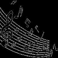 Resultado de imagem para símbolos musicais