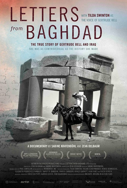 Film Letters from Baghdad 2017 Bioskop