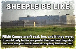 Barbed Wire Camps in the USA