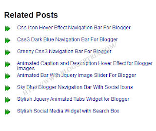 how to add together blogger related link listing below posts How to Add Blogger Related Links to Below Blog Posts