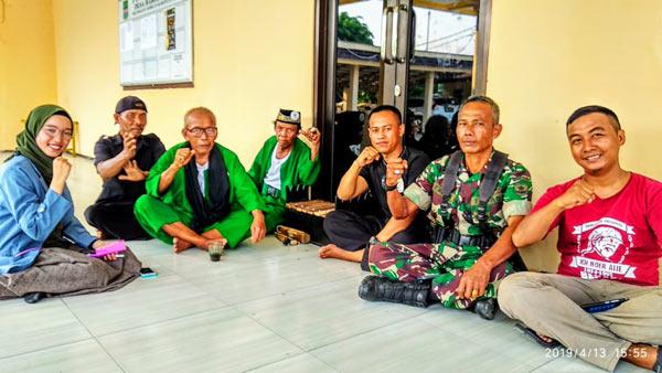 Kesenian Ujungan dan Tari Uncul di Bekasi