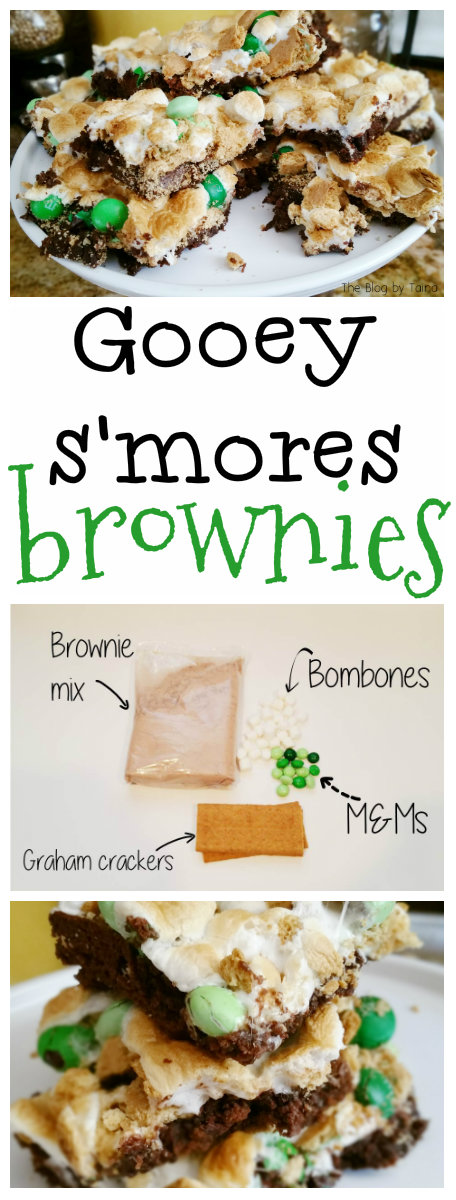 smore- brownies- chocolate