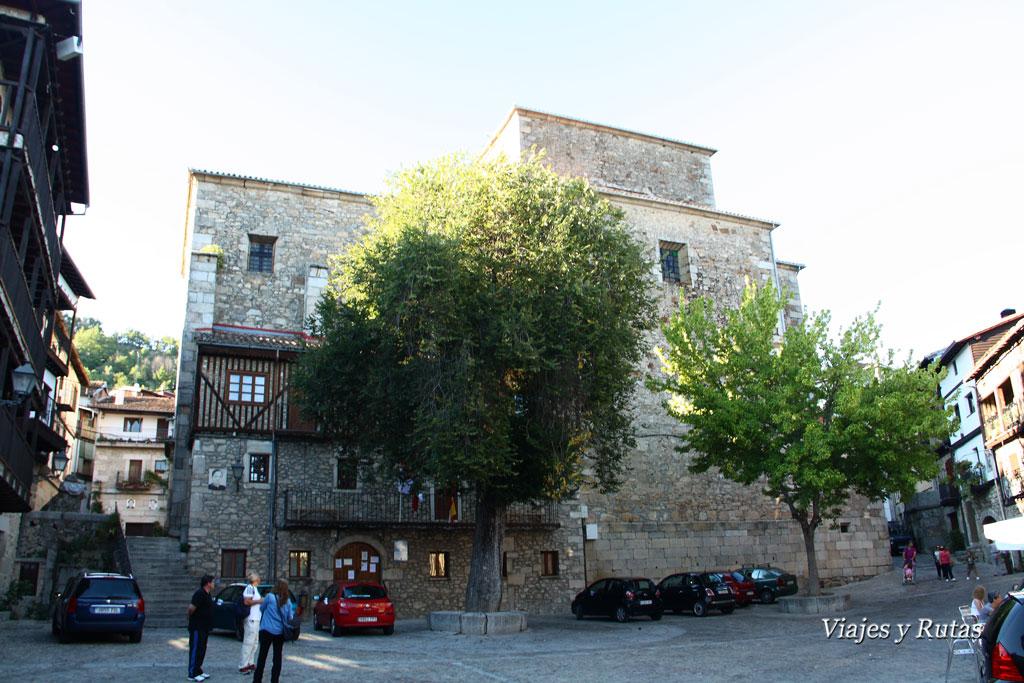 edificios de Mogarraz