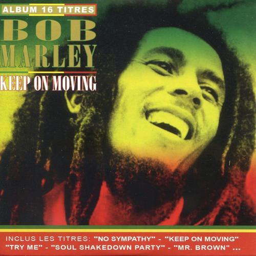 Bob Marley Keep On Moving Lyrics  online music lyrics