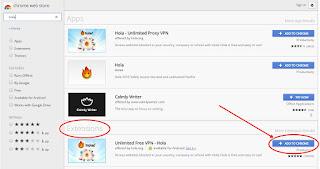 Membuka Video Youtube yang Diblokir dengan Google Chrome