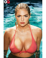 Kate Upton for GQ, July 2012