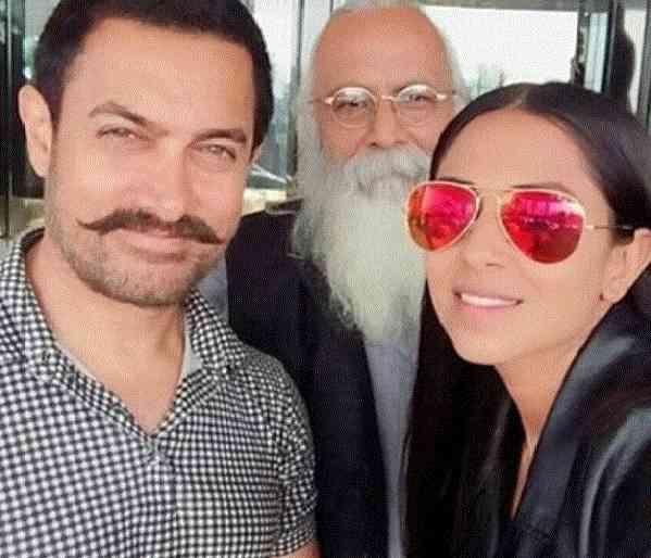 Film, Aamir Khan Unique Picture