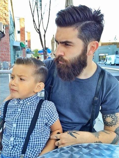 Blog Calitta Moda Masculina Estilo Lenhador Roupas e Cabelo