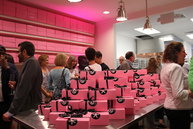 Georgetown Cupcake Newbury, Boston, Mass.