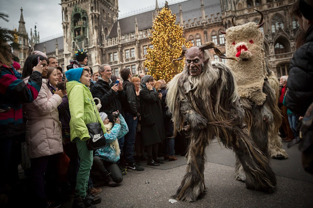 A scary procession *5