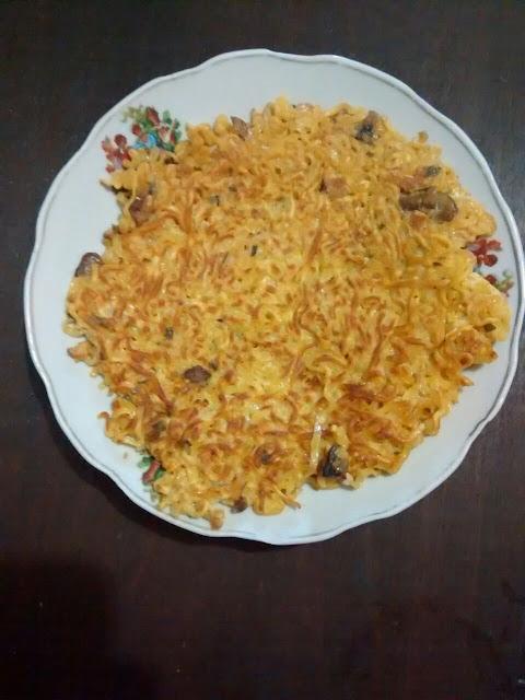 Omelette Bakmi Mewah