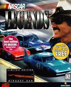 LINK Nascar Legends PC GAMES CLUBBIT
